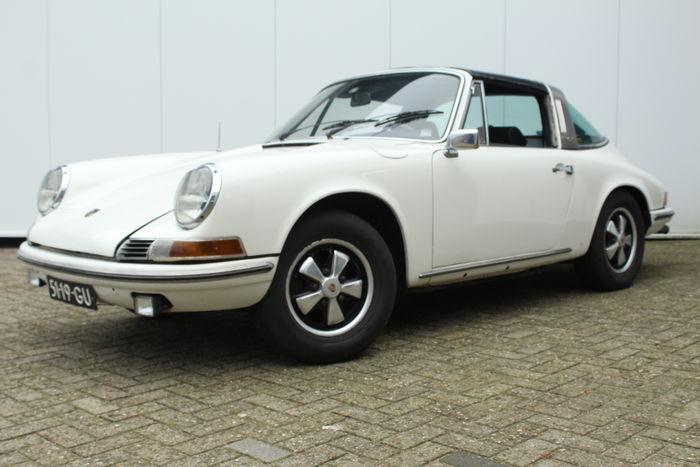 1968 Porsche 911 R