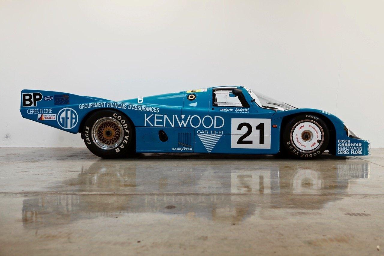 1983 Porsche 956 Group C